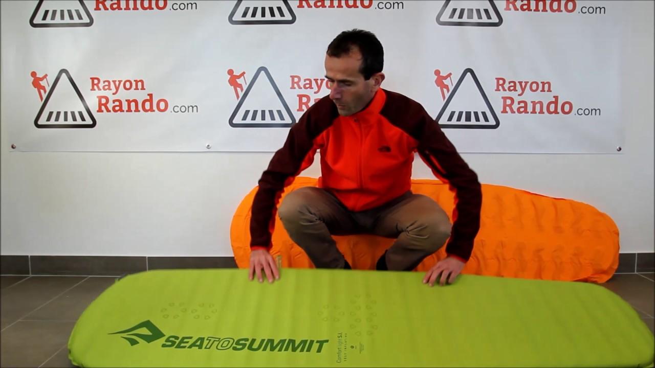 28565f962bd4c RayonRando.com : Présentation du Matelas autogonflant Comfort Light de Sea  To Summit