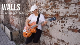Walls - Wingtip ft. Delacey (KIANA CHAPMAN Cover)