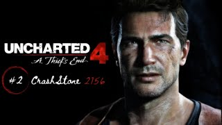 Una Nueva Aventura || Uncharted 4: A Thief's End - #2 || CrashStone 2156