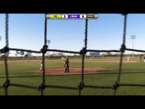 LSUA Baseball vs. Texas College - Live from Alexandria, LA -