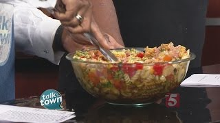 RECIPE # 5377 SEAFOOD PASTA SALAD