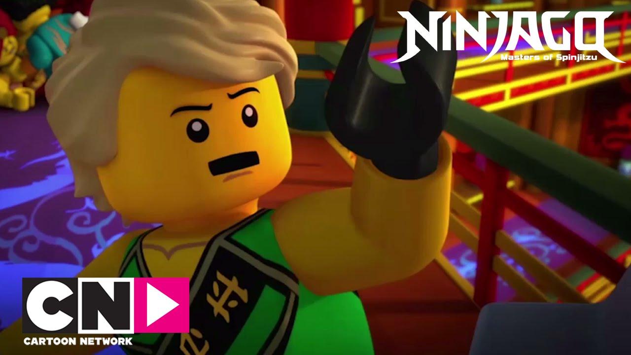 Lloyd Ninjago Cartoon Network Youtube