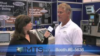 #iwannabeonIMTSTV Winner at IMTS 2016 on IMTSTV (Emilie Barta, Host / Reporter)