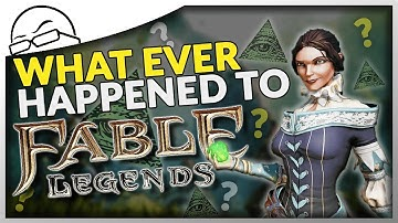 What ever happened to Fable Legends?  -  The Fable MMORPG