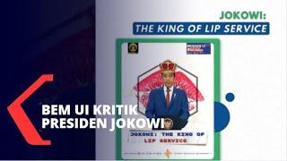 Debat Ade Armando dan Delpedro Marhaen Soal BEM UI Sebut Jokowi The King of Lip Service