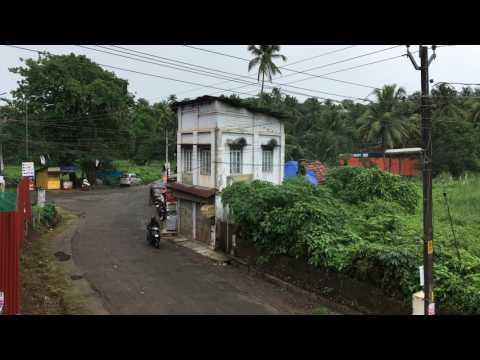 Kunnamkulam Town Hall Junction - June 2017