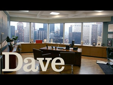 Suits Season 5 Set Tour With Cast | Dave