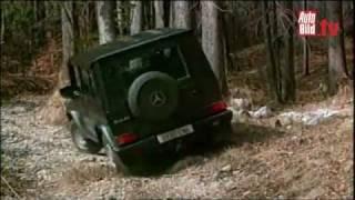 Mercedes-Benz G-Klasse : Ein G für alle Fälle   -   Video ...........Oeni