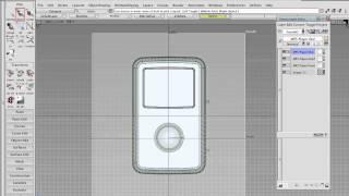23 Prepare dial sketch canvas image