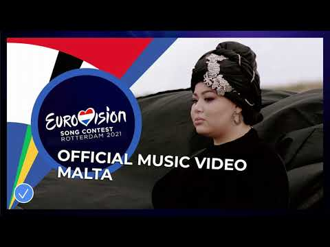 Destiny - Embrace the Love - Malta ?? - Official Song - Eurovision 2021