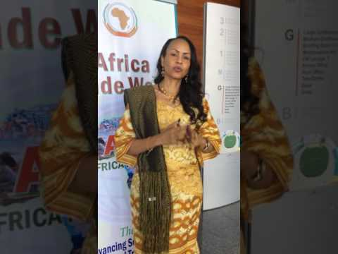 H.E. Mrs Fatima Haram Acyl, African Union Commissioner for Trade and Industry