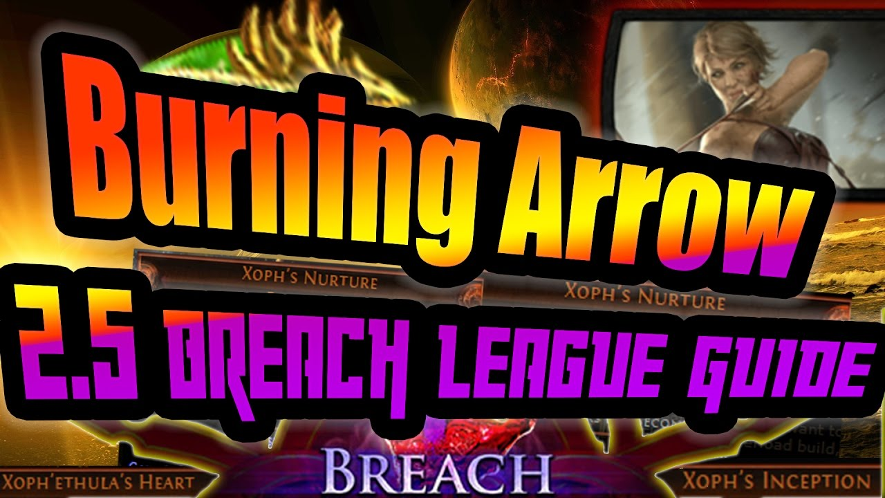 Breach Poe Build