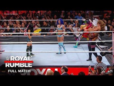FULL MATCH - Women's Royal Rumble Match: WWE Royal Rumble (2020)