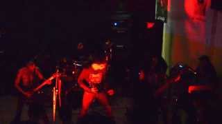 Old Betrayer - Our Manifest & Lust Of Blasphemous Desires (Live 2013)
