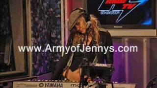 Jenny Galt on Howard Stern w/ Perry Farrell PART 1