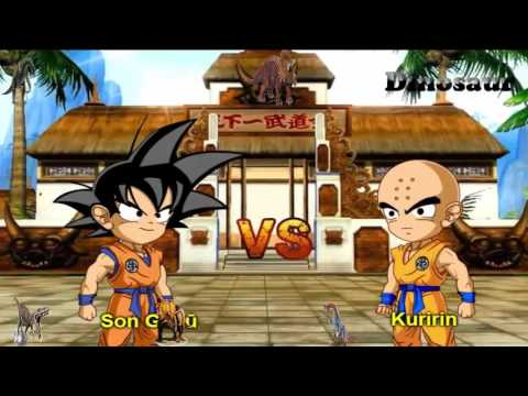 Dragon Ball Millennium Kill Game   Try Your Luck