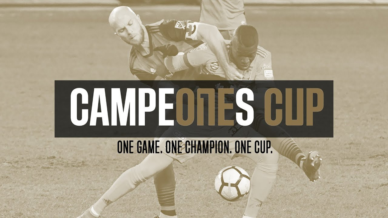 MLS vs. Liga MX: One Night, One Champion | Campeones Cup
