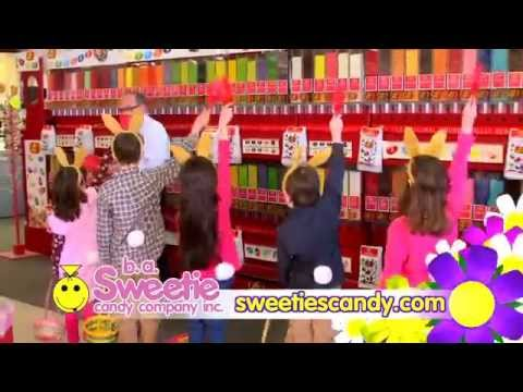 Easter Commercial 2014  |  b.a. Sweetie Candy Company  |  Cleveland, Ohio