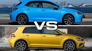 Download Video 2019 Toyota Corolla Hatchback vs 2018 Volkswagen Golf Technical Specifications MP3 3GP MP4