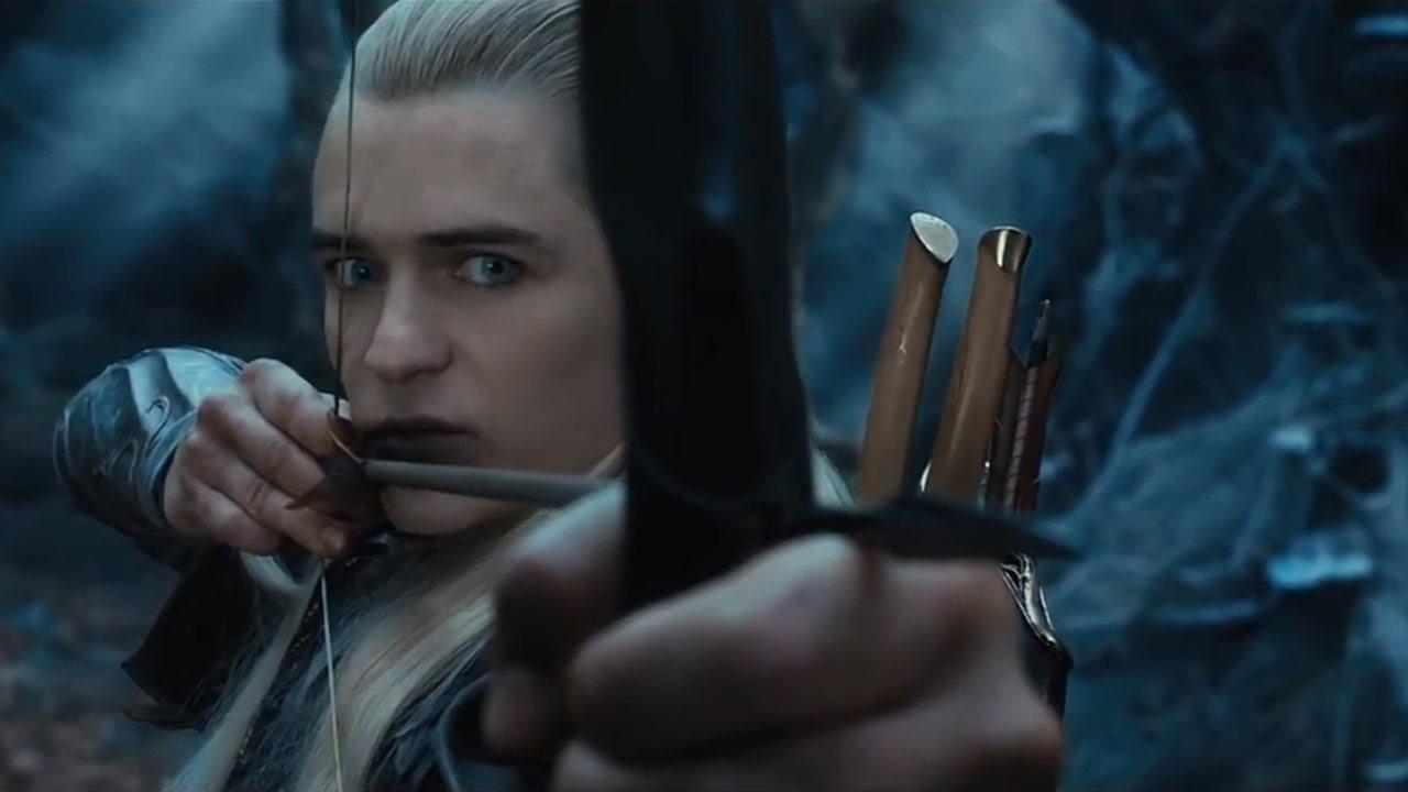Short Bow Of Legolas G...