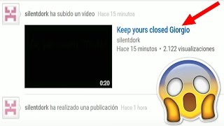 silentdork SUBE UN NUEVO VÍDEO DURANTE MI DIRECTO Y ME LO DEDICA (No es clickbait!)