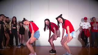 Nicki Minaj - Chun Li Advanced urbandance class cover by Jacky Yang