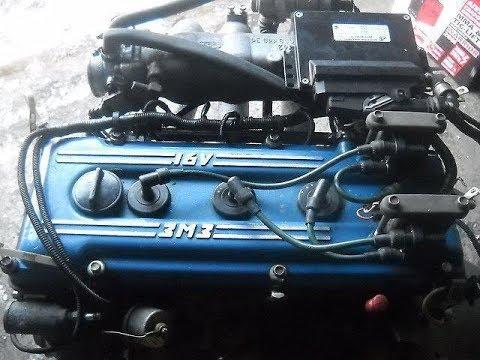 BMW E21 С Двигателем ЗМЗ 406 ТУРБО !!!  10 серия