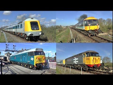 """""""Nene Valley Railway Diesel Gala 2016"""""""