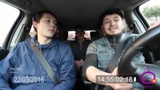 Таксист Русик.Vine