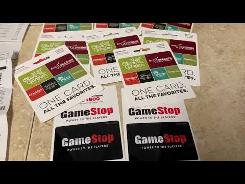 Dollar General Giftcard Glitch Is No Longer Working! 1GameStop & Darden Promo | HOW I GOT $100 FREE!