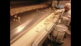 как делают орешки