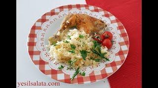 Tavuk Kapama Büryan