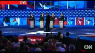 Ron Paul on Abortion - South Carolina Debate 1-19-2012