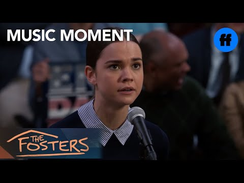 The Fosters  Season 5, Episode 12 Music: Ryan Star  Dont Give Up  Freeform