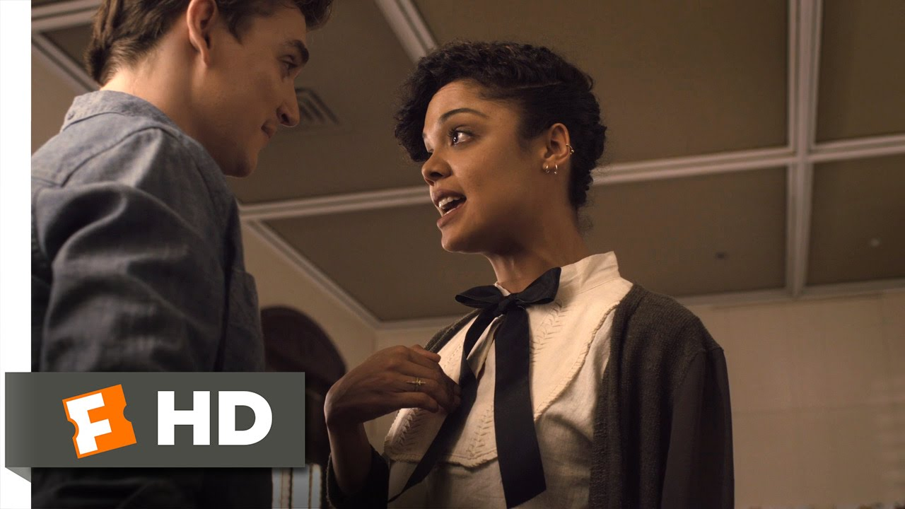 Download Dear White People (2/10) Movie CLIP - Dining Hall Dispute (2014) HD