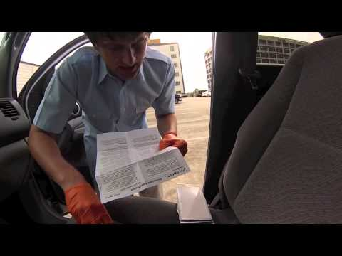 Permatex Fabric Repair Kit Review My Parts Youtube