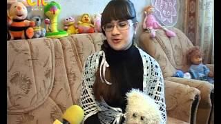 СТС-Курск. Вязаные шахматы. 5 апреля 2013