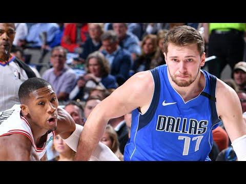 Dallas Mavericks vs Chicago Bulls Full Game Highlights   January 6, 2019 -20 NBA Season