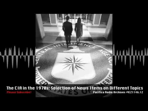 CIA & FBI: Domestic Operations and the CIA in the UK