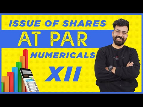 Lets Do Issue Of Shares- Practicals- The Beginning - Class 12th CBSE