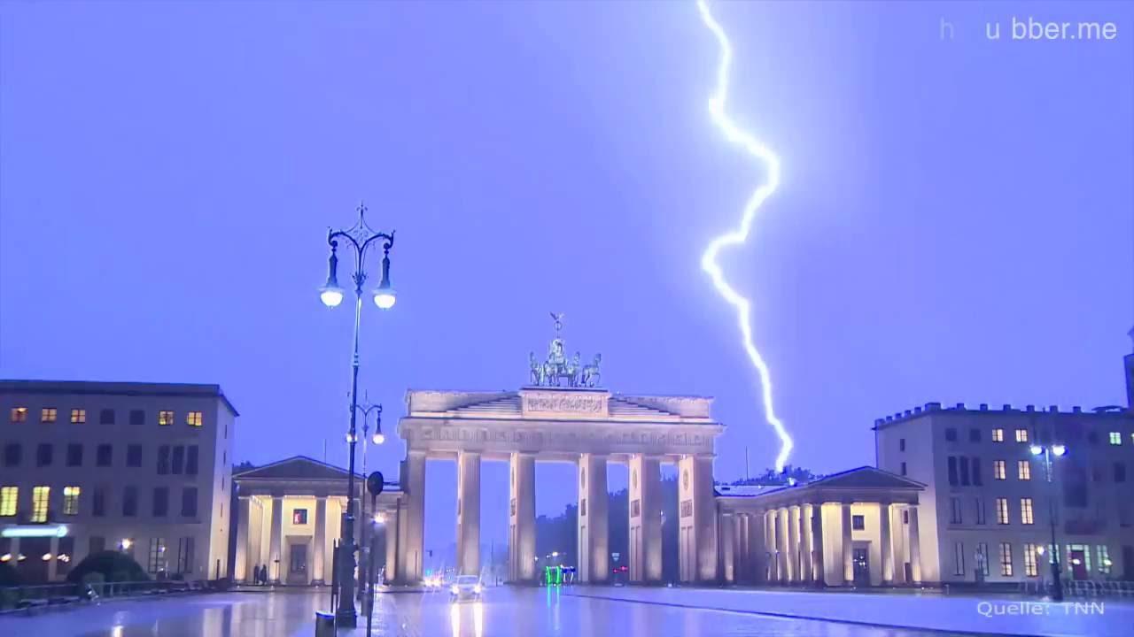 Gewitter Berlin