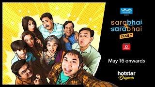 Sarabhai vs Sarabhai Take 2, May 16 onwards only on Hotstar!