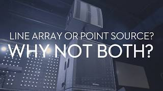 PreSonus—Introducing the CDL Hybrid Point Source / Line Array Loudspeakers