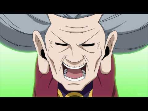 Fairytail episode 17 - Natsu vs zeref