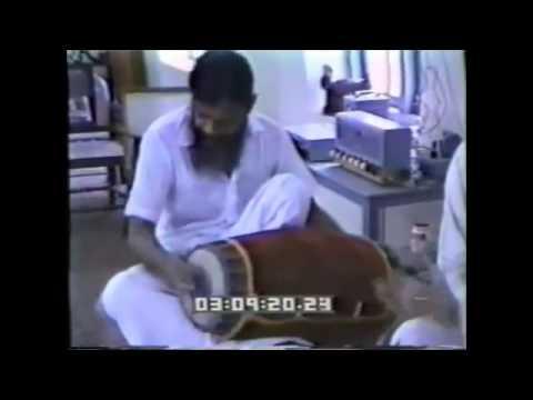 Guru Karaikudi R. Mani - Masterful Mridangam Solo - Part 1