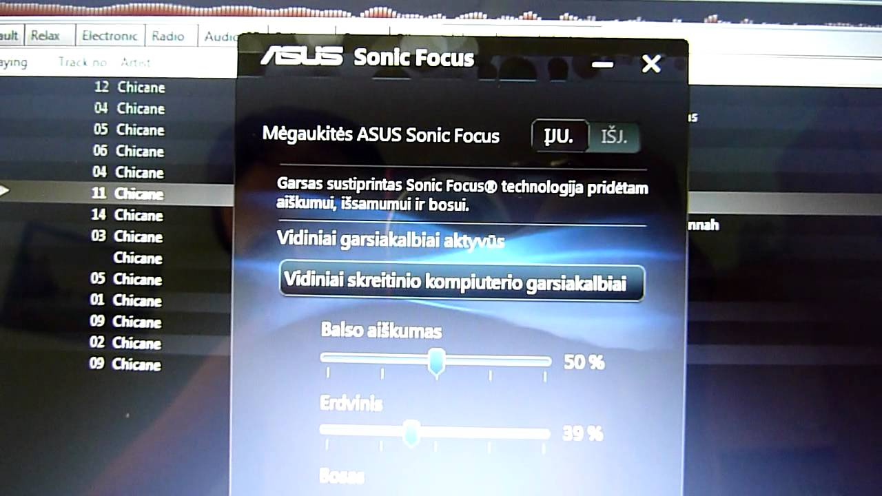SONIC FOCUS DRIVERS FOR WINDOWS
