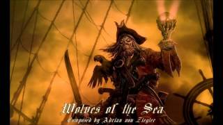 Pirate Metal - Wolves of the Sea (NOT Alestorm!) - Extended