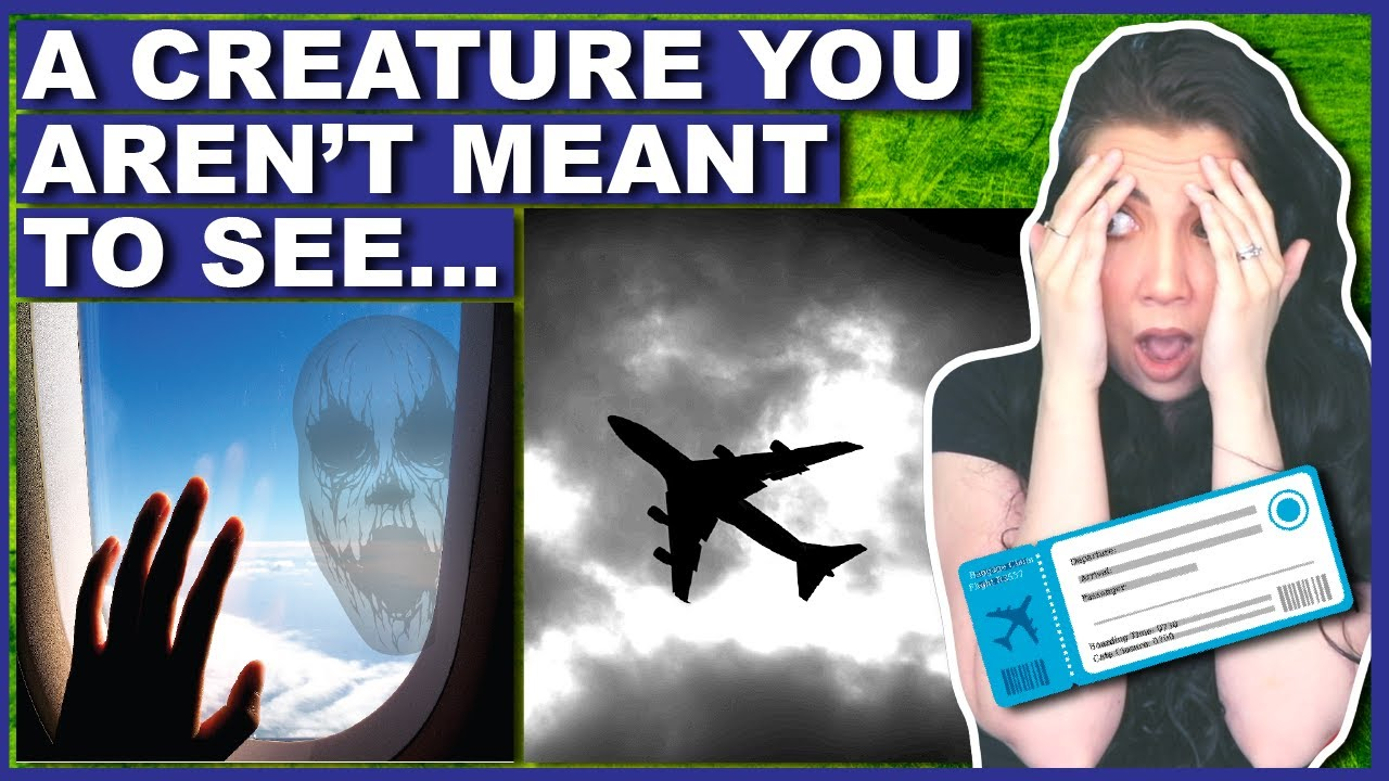 Why You Should NEVER Look Out The Window Of A Plane