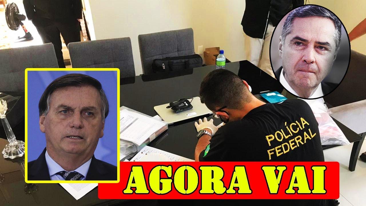 POLÍCIA FEDERAL ENTRA EM AÇÃO, VEJA O QUE ACONTECEU AGORA!