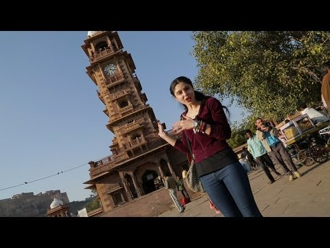 Travel India || Welcome To Jodhpur + Sardar Market Tour